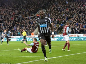 moussa sissoko after scoring