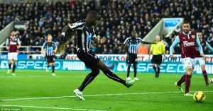 moussa sissoko scores burnley