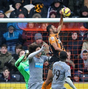 Ahmed Elmohamady cheating