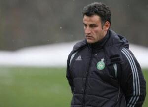 Christophe Galtier -Saint-Etienne