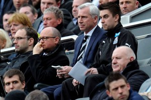 alan pardew and ben stevens