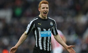 Newcastle United's English midfielder Ja