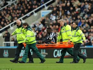 massadio haidara off injured