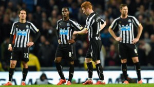 newcastle's decimated players