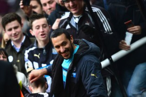 Jonas Gutierrez at james park villa