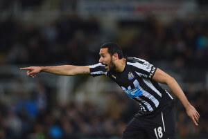 Jonas Gutierrez manu Newcastle+United+v+Manchester+M8x5_8ZEPXfl