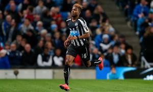 Rolando Aarons, Newcastle United