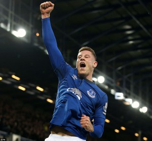 ross barkley after scoring late third goal