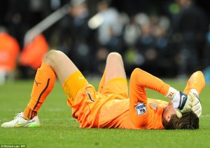 tim krul after the error