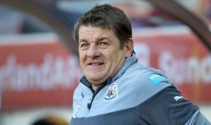 john carver in blue