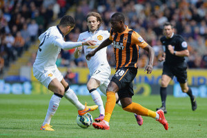 Dame N'Doye +Hull+City+v+Manchester+United+FC0J-K76DQQl