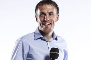 Phil Neville BBC