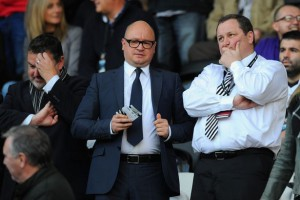 lee charnley and mike ashley 987