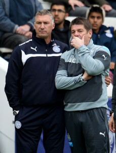 nigel pearson and john carver