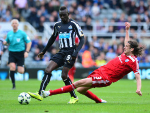 papiss cisse west brom at home