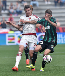 Marco van Ginkel  +Sassuolo+Calcio+v+AC+Milan+1omBx_kSBbql