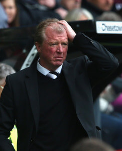 steve mcclaren home to reading