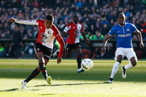 Jean Paul Boetius+Feyenoord+v+PSV+Eindhoven+AvHpD16Hzlcl