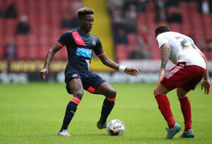 Rolando Aarons +Sheffield+United+v+Newcastle+uCd8SVwns5Il