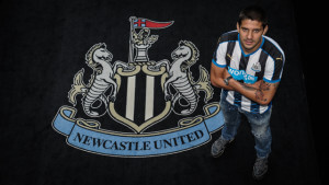 aleksandar mitrovic at Newcastle 99