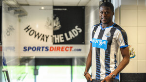 chancel mbemba at st james'