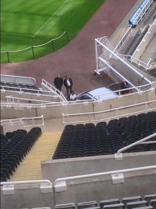 chancel mbemba at st james'park