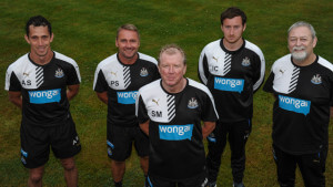 steve mcclaren and coaches