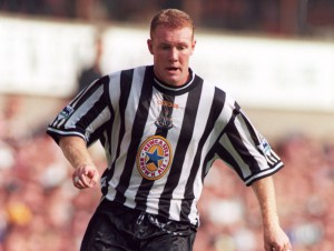 Steve Watson, Newcastle United