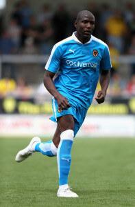Benik Afobe Burton+Albion+v+Wolverhampton+zB-CchUKV9rl