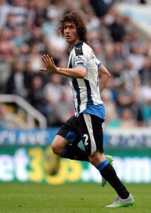 Fabricio Coloccini Newcastle vs Southampton+TU3-xyYqnWpl