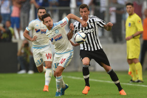 Florian Thauvin Marseille Juventus pre-season +YeqtRIN4SEZl