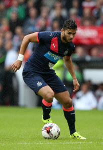 Mehdi Abeid Sheffield+United+v+Newcastle+United+HuEZYIF-5XCl