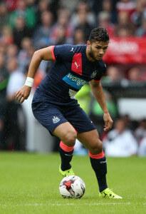 Mehdi Abeid Sheffield+United+v+Newcastle+United+HuEZYIF-5XCl