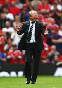 Steve McClaren +Manchester+United+v+Newcastle+8k6Kmehk8CBl