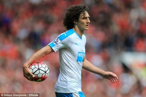 fabricio coloccini man united GREAT