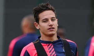 florian thauvin in training