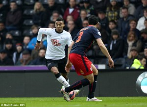 jesse lingard derby country