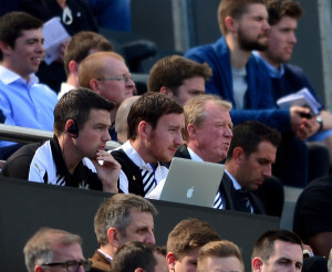 steve mcclaren and coaches today and Macbook