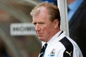 steve mcclaren closeup trainign kit