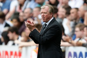 steve mcclaren home to saints