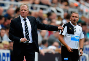 steve mcclaren paul simpson on Sunday - saints