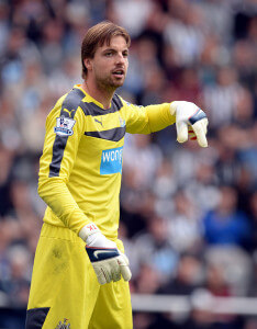 tim krul saints first game 2015
