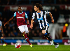 Fabricio Coloccini West+Ham+United+v+Newcastle+PEIDveRfM1Cl