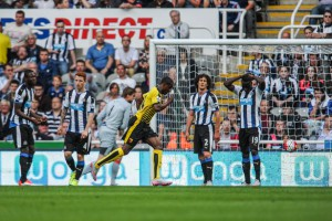 Odio Ighalo scores first goal