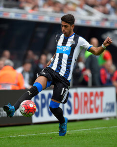ayoze perez home to arsneal