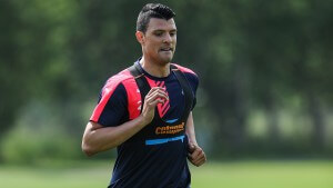 haris vuckic newcastle training