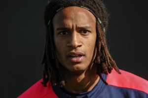 kevin mbabu training gear