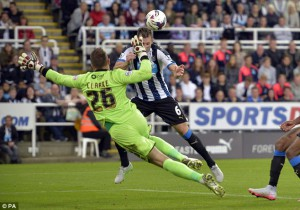 mike williamson head home from thauvin northamtpon