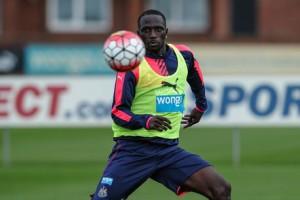 moussa sissoko in training