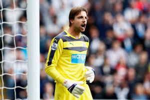 tim krul aresenal